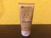 Garnier Увлажняющий BB-крем Секрет Совершенства для нормальной кожи, оттенок светло-бежевый, 50 мл #4, Екатерина
