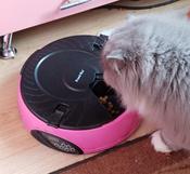 """Автоматическая кормушка """"Feed-Ex"""", на 6 кормлений, цвет: розовый #2, Беляева Анна"""