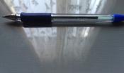 "Ручка шариковая Pilot ""BPS-GP-Fine"", цвет: синий #9, Лена"