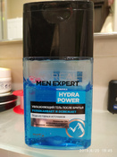 "L'Oreal Paris Men Expert Гель после бритья ""Hydra Power"", 125 мл #15, С."