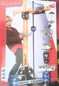 Dickie Toys Башенный кран Mega Crane #5, Ирина П.