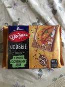 Щедрые хлебцы 5 злаков с семенами льна, 200 г #15, Яна К.