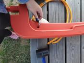 Happy Box JM-701 Детский игровой комплекс для дома и улицы: детская горка, баскетбольное кольцо с мячом, подвесные качели. #3, Юрий Алексеевич
