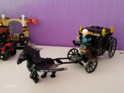Конструктор LEGO Harry Potter 75951 Побег Грин-де-Вальда #2, Елена С.