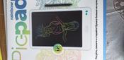 """Экран для рисования Назад к истокам """"Пик-Пад Рейнбоу"""", PPRW12 #7, маша м."""