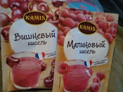 """Кисель Kamis """"Вишневый"""" моментального приготовления, 30 г #8, Оксана Ж."""