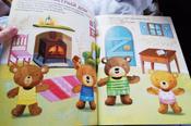 Медвежата Тедди и новоселье (+ наклейки) | Брукс Фелисити #3, Лолия