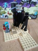 Конструктор LEGO Minecraft 21151 Последняя битва #14, Ольга