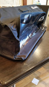"""Сумка-органайзер в багажник Autoprofi """"Travel"""", брезентовая, цвет: черный. ORG-35 BK #2, Ирина"""