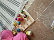 """Развивающая игрушка Краснокамская игрушка """"Грибочки"""", Н-60 #59, Марина"""