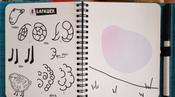 Вondibon Развивающие игры в дорогу Учимся рисовать #6, Алена