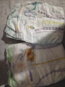Pampers Подгузники New Baby-Dry 2-5 кг (размер 1) 94 шт #4, Елена С.
