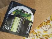 Garnier Увлажняющая черная тканевая маска Очищающий Уголь + Черные водоросли с гиуалроновой кислотой, сужающая поры, 28 гр #3, Роман И.