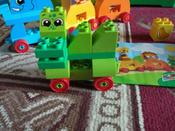 Конструктор LEGO DUPLO Creative Play 10863 Мой первый парад животных #2, Кралинина Анастасия Олеговна