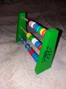Краснокамская игрушка Развивающая игра Счетики Радуга #13, Текеева Джамиля