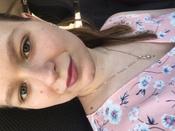 """Губная помада-тинт для губ L`Oreal Paris Rouge Signature, матовый, оттенок 105, """"Я управляю"""", розовый #2, Екатерина Тарасова"""