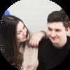 Рита и Роман Сарины